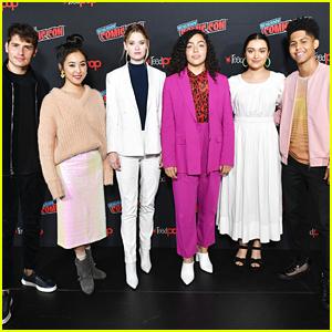 'Marvel's Runaways' Stars Gregg Sulkin, Ginny Gardner & More React To Show's Cancellation