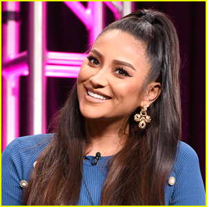 Shay Mitchell Says Partner Matte Babel Is a Pro Dad Already