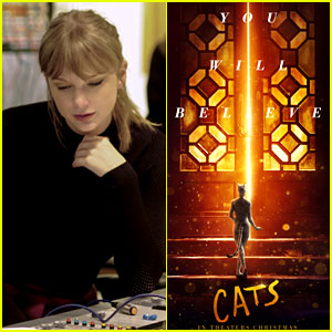 Listen to Taylor Swift Sing Full 'Beautiful Ghosts' Song from 'Cats' Movie!
