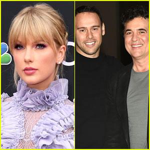 Taylor Swift Needs Her Fans Help Amid Latest Battle with Scooter Braun & Scott Borchetta