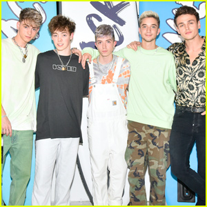 Corbyn Besson Once Mailed His Why Don't We Band Mates Eggplants