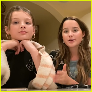 Annie LeBlanc's Family Reveals The End of Their Family Vlog Channel Bratayley