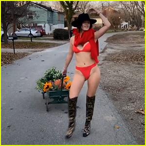 Bella Thorne 'Auditions' for Instagram Model & Serial Killer in Hilarious TikTok Videos - Watch!