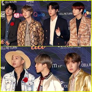 BTS Wins Big at Mnet Asian Music Awards 2019 in Japan