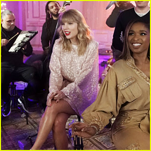 Taylor Swift Joins Cast of 'Cats' to Perform 'Memory' With Classroom Instruements (Video)