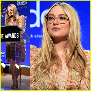 Dakota Fanning Announces the 2020 Golden Globe Nominees - See The Full List Now!