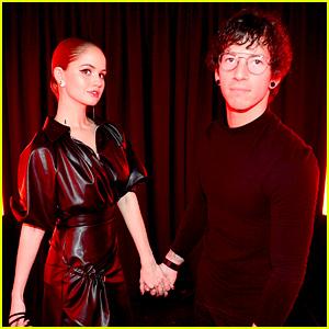 Debby Ryan & Josh Dun Ring in One-Year Engagement Anniversary: 'True Love Slaps'