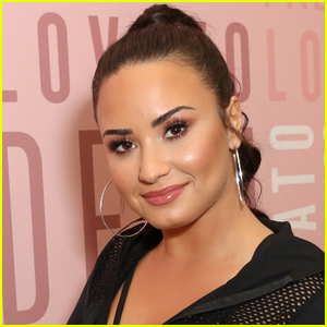 Demi Lovato Debuts New Neck Tattoo & The Message Behind It