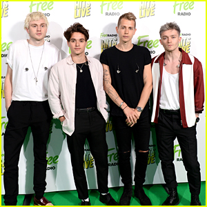 The Vamps' James McVey Reveals Who He Chose As Best Man For His Upcoming Wedding