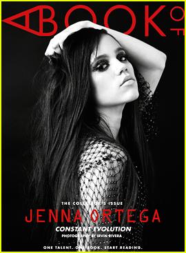 Jenna Ortega Talks Being Discovered On Social Media