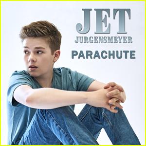 Jet Jurgensmeyer Premieres New Music Video For 'Parachute' - Watch Now!