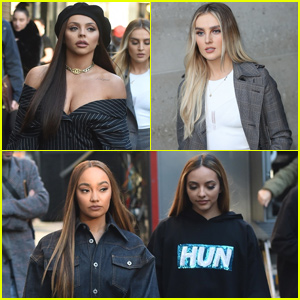 Little Mix Test Their Christmas Music Knowledge!