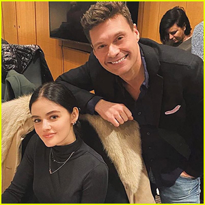 Lucy Hale Is Preparing For The Coolest Moment of Her Life