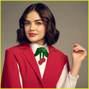 Lucy Hale Shares 1 Reason Why She Was Drawn To 'Katy Keene'
