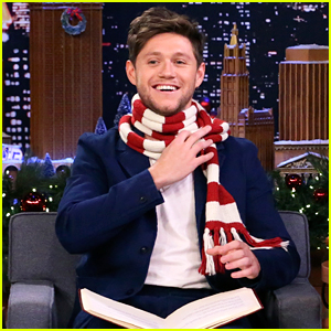 Watch Niall Horan Read a Christmas Story in Seven Different Accents!