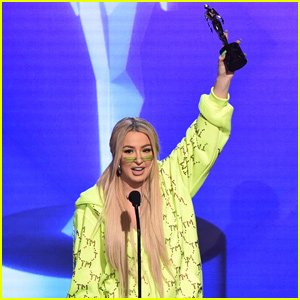 Tana Mongeau Posts Touching Thank You After Creator of the Year Win
