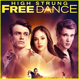 Thomas Doherty's 'High Strung Free Dance' DVD Release Date Announced!