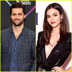 Are Matthew Daddario & Victoria Justice Filming a 'Naomi & Ely's No Kiss List' Sequel??