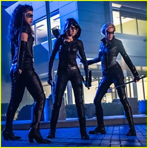 'Arrow' Spinoff 'Green Arrow & The Canaries' Pilot Airs Tonight!