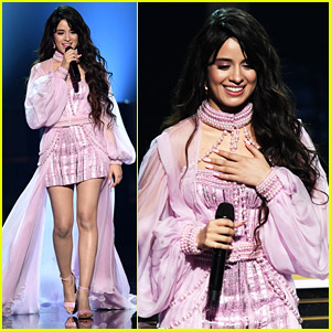 Camila Cabello Performs 'First Man,' Makes Her Dad Cry at Grammys 2020 (Video)
