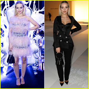 Dove Cameron Spends 24 Hours in Paris at the Ralph & Russo Fashion Show