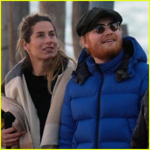 Ed Sheeran Enjoys Romantic Vacation in Italy with Wife Cherry!