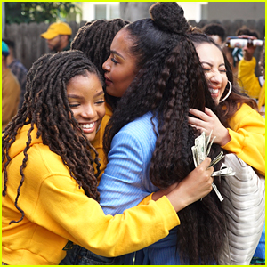Zoey Returns To College For 'grown-ish' Season 3 Premiere