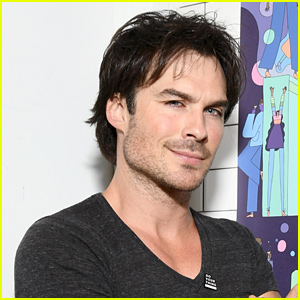 Ian Somerhalder Shares Adorable 'Early Morning Makeout Session' Photos