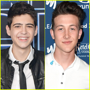 Joshua Rush & Luke Mullen Reveal Why They Were Surprised By 'Andi Mack's Final Script