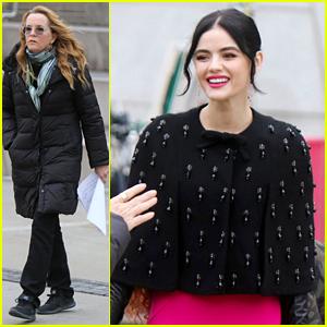 Lea Thompson Says 'It's Pure Joy' To Direct The 'Katy Keene' Cast