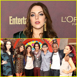Liz Gillies Doesn't Think a 'Victorious' Reboot Would Be Good, BUT Says Everyone Would Be Down For a Movie Finale