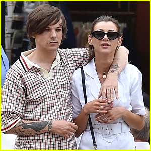 Louis Tomlinson Shoots Down Rumors He's Engaged To Eleanor Calder After False Reports