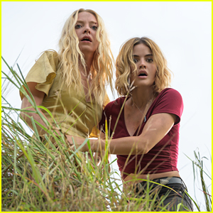 See New Pics From Lucy Hale's New Movie 'Fantasy Island'!