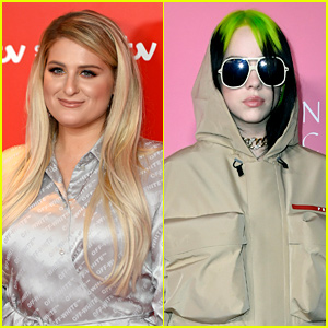 Meghan Trainor Sings 'All About That Bass' Over Billie Eilish's 'Bad Guy' (Video)