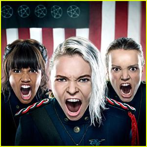 'Motherland: Fort Salem' Gets Premiere Date & New Trailer - Watch!