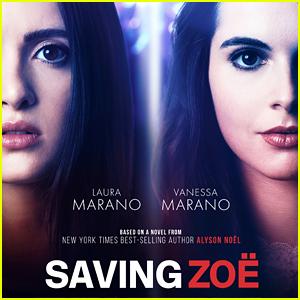Laura & Vanessa Marano Produced Flick 'Saving Zoe' To Debut on Netflix Next Week!