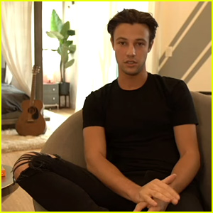 Cameron Dallas Gets Candid About Addiction in New 'Ask Cam' Video