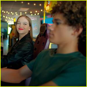 Jayden Bartels' Boyfriend Armani Jackson Stars in Her 'Gameboy' Video - Watch!