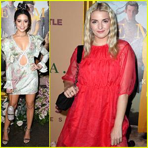 Jenna Ortega, Rydel Lynch & More Step Out For 'Emma' Premiere