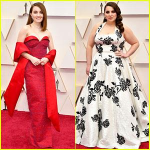 Kaitlyn Dever & Beanie Feldstein Attend Oscars 2020 Despite 'Booksmart' Snubs