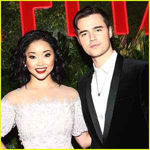 Lana Condor & BF Anthony de la Torre Release Music Video For New Duet 'Raining In London'