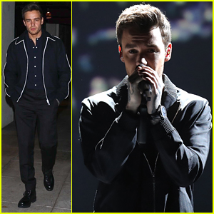 Liam Payne Steps Out To Dinner After Laureus World Sports Awards Performance