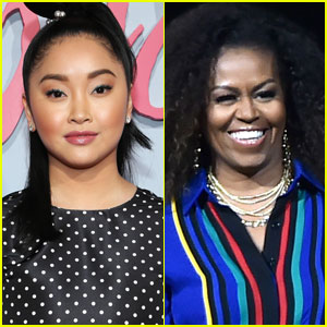 Michelle Obama Sends Sweet Message to Lana Condor After Trip to Vietnam