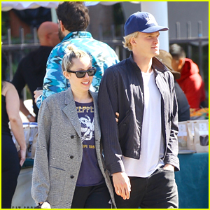Cody Simpson & Miley Cyrus Shop Together After Valentine's Day