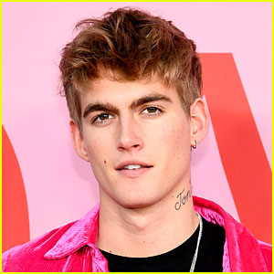 Presley Gerber Gets a Face Tattoo - Check It Out