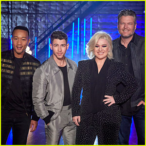 'The Voice' Coaches Join Nick Jonas For Performance of 'Jealous' - Watch Now!