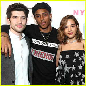 There Was a 'Famous In Love' Reunion This Weekend - See The Pics!