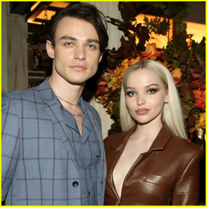 Thomas Doherty Reveals What He's Doing With Dove Cameron For Valentine's Day
