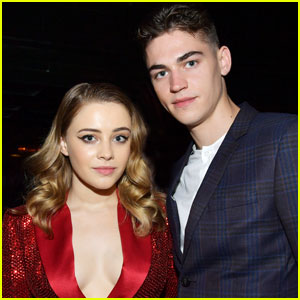 'After' Movie Shares Adorable New Hessa Photo!