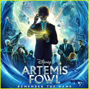 'Artemis Fowl' Gets New Poster & Trailer - Watch Now!